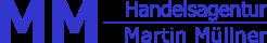 Logo Handelsagentur MM, Koppl Großhandel, Martin Müllner